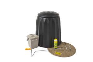 Tumbleweed 220L Gedye Bin kit +organi Bin